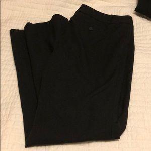 Loft Marisa trousers 6 EUC black